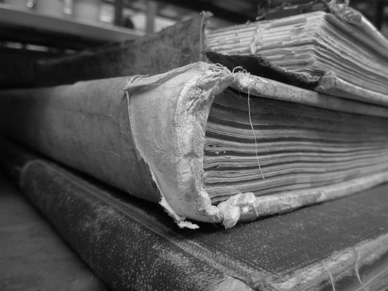 Historic books, CHAC, Yeovil