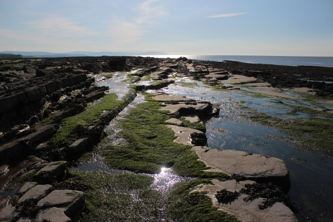 Kilve Beach, Somerset