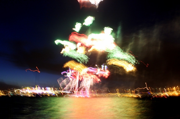 National Fireworks Championship in Plymouth