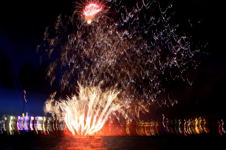 National Fireworks Championships Plymouth