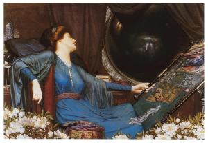 I Am Half-sick Of Shadows Said The Lady Of Shallot by Sidney Harold Meteyard