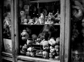 Junk Store in Rome, Italy