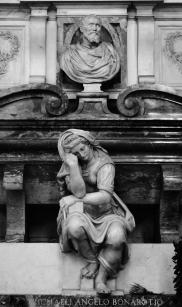 Tomb of Michelangelo, Basilica of Santa Croce