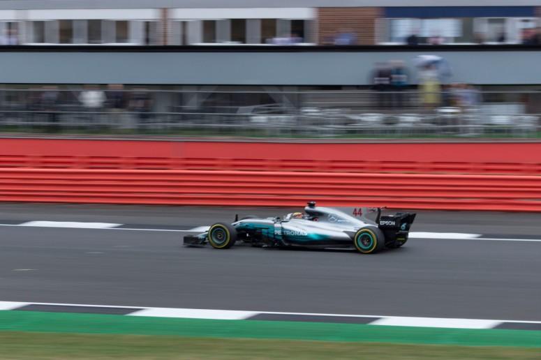 1st: Lewis Hamilton, Mercedes