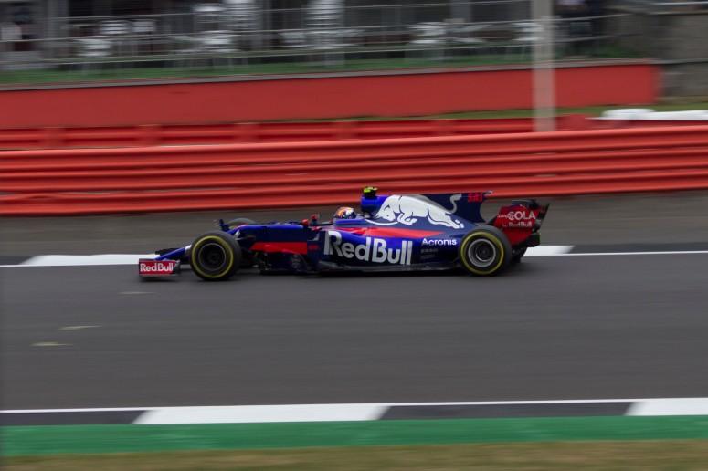 19th: Carlos Sainz Jr., Toro Rosso