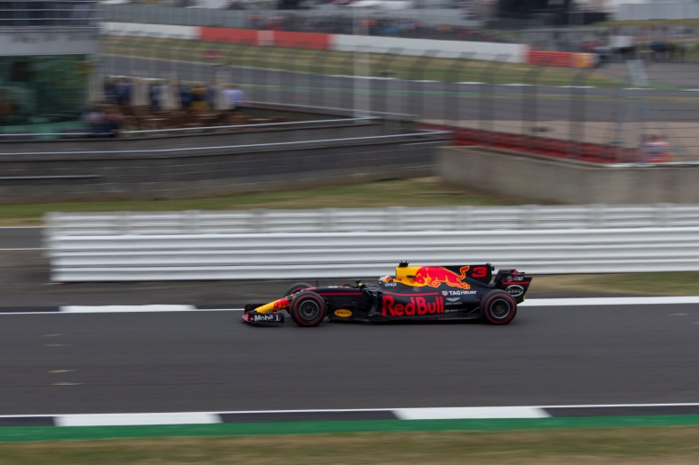 5th: Daniel Ricciardo, Red Bull