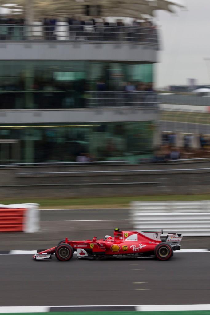 3rd: Kimi Raikkonen, Ferrari