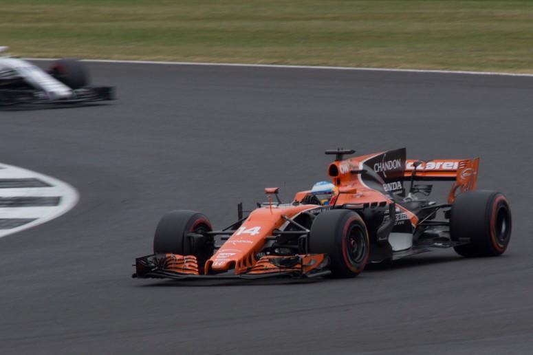 18th: Fernando Alonso, McLaren
