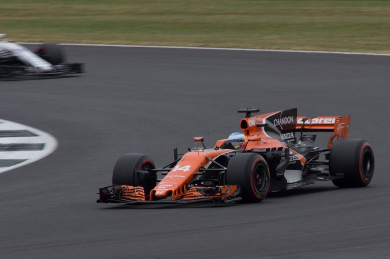 18th: Fernando Alonso, McLaren