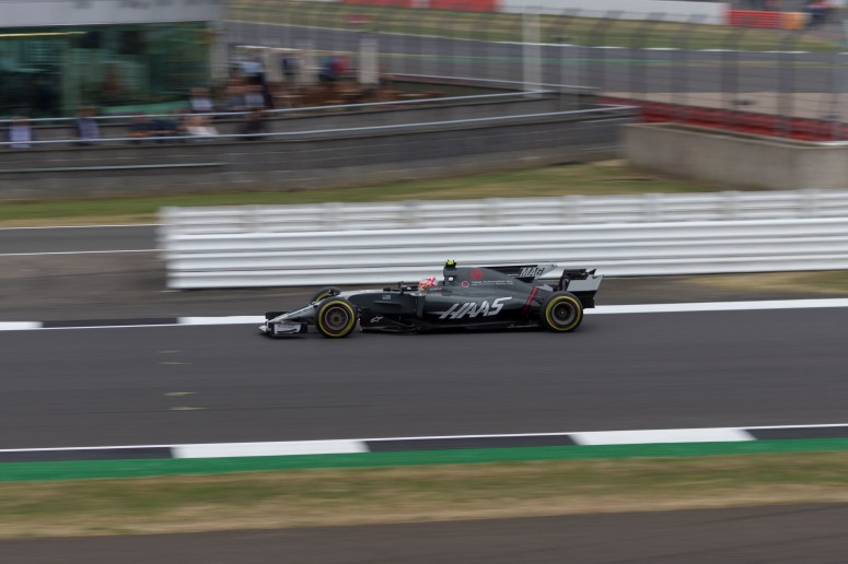 12th: Kevin Magnussen, Haas