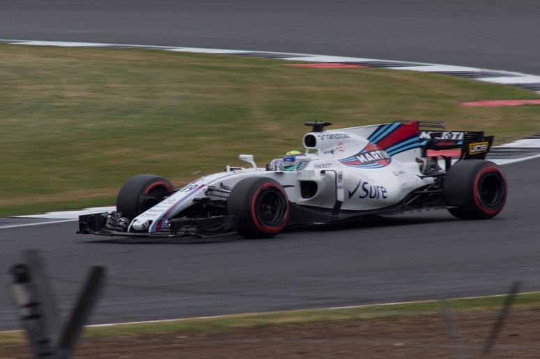 10th: Felipe Massa, Williams