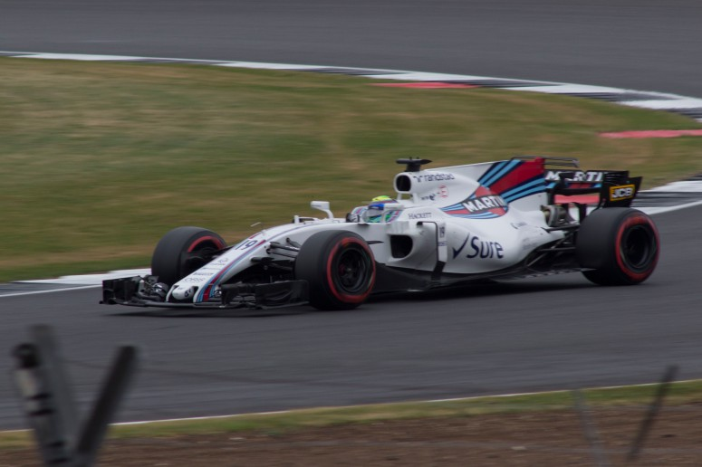 10th: Felipe Massa, Williams