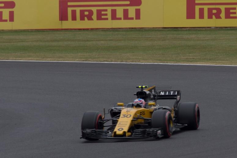 20th: Jolyon Palmer, Renault