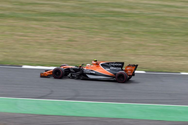 11th: Stoffel Vandoorne, McLaren