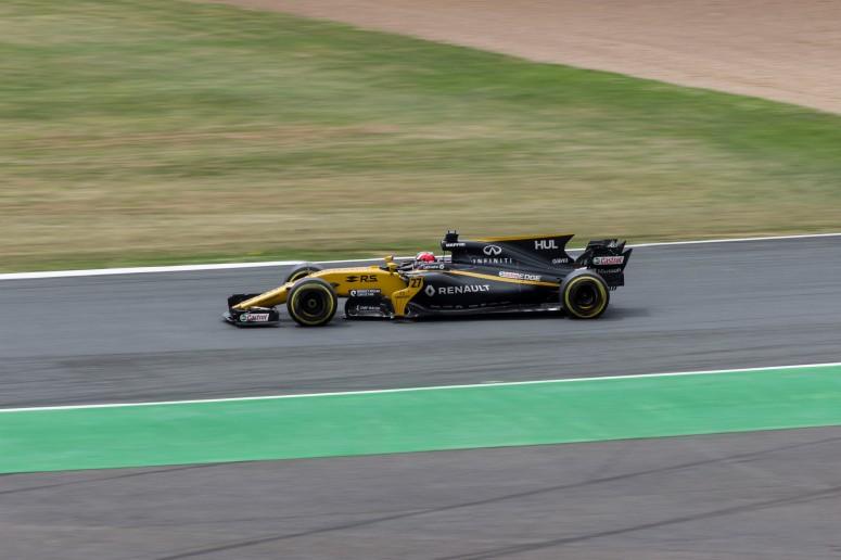 6th: Nico Hulkenberg, Renault