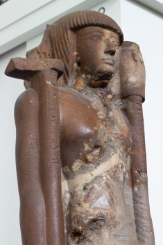 Statue of Prince Khaemwaset, high priest of Ptah, 19th dynasty