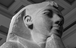 The Young Memnon, British Museum