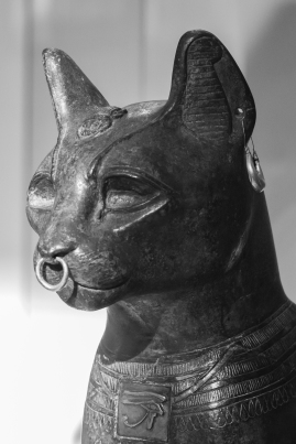 The Gayer-Anderson Cat, Late Period