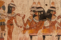 Painted tomb of Nebamun